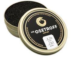 MR.OSETROFF caviar
