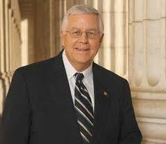 Republican Senator Mike Enzi of Wyoming