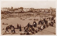 The Boating Pool Southend-on-Sea c 1925