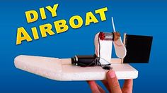 Bargain Store Project - Toy Boat - Electric conversion - YouTube