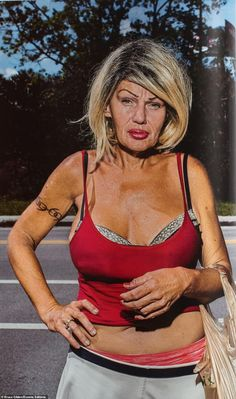 Brian Gilden features Miami prostitutes in new photography collection Photography Women, Amazing Photography, Portrait Photography, Street Photography, King Kong, White Hair Highlights, Funny Mugshots, The Face Magazine, Portraits