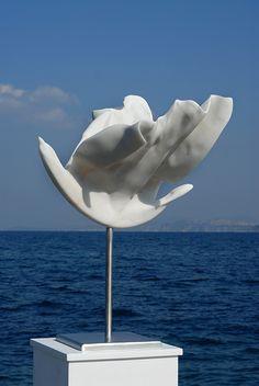 2007-Scultura-Marmo-Bianco-di-Carrara-Uccello.jpg (469×700)