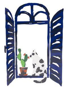 Sculpture - Window Coexistence by David Gerstein