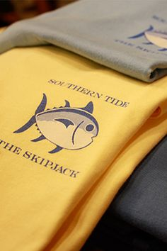 southern tide.... Oh how i love their tee's