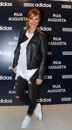 Cristina Ferreira - Adidas - Vogue Portugal
