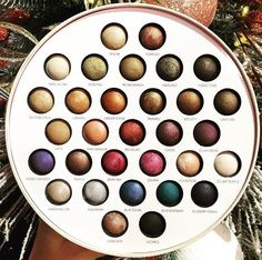 Laura Geller 31 Days of Holiday Baked Color Intense Shadow Palette for Holiday 2015 Beauty & Personal Care http://amzn.to/2kaLGnP