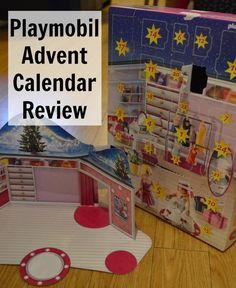 Playmobil Advent Calendar Review @PLAYMOBILUK