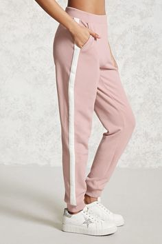 Colorblock Stripe Sweatpants