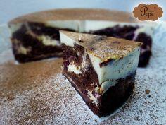 Tiramisu v dortové formě Tiramisu, Cheesecake, Deserts, Smoothies, Ale, Baking, Ethnic Recipes, Sweet, Food