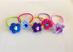 Baby Hair Ties   Knit Hair Ties   Fine Hair Ties   Toddler Hair Ties    Elastic Bands   Tiny Hair Ties   Hair Bands d06c7b57b91