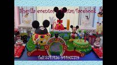 Decoración Fiesta , Peppa, Frozen, Minnie, Sofia, Pony, Mickey, Lima- Pe...
