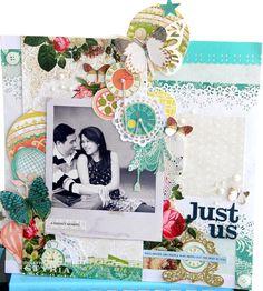 Just Us - Scrapbook.com