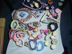 korálky a fimo Washer Necklace, Jewelry, Fashion, Fimo, Jewlery, Moda, Jewels, La Mode, Jewerly