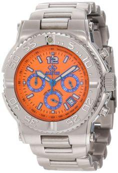 REACTOR Men's 75608 Critical Mass Chronograph Watch
