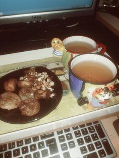 herb tea time🍀🌾🍵