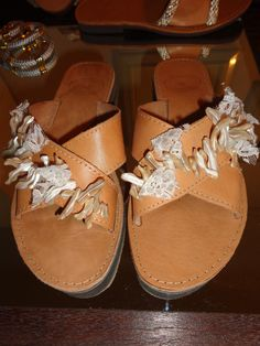Your place to buy and sell all things handmade Ladies Sandals, Palm Beach Sandals, Trending Outfits, Lady, Unique Jewelry, Handmade Gifts, Leather, Shoes, Kid Craft Gifts