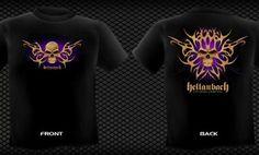Hellanbach Bone Tribal Black long sleeve T-shirt, Biker T Shirts, Graphic Sweatshirt, Sweatshirts, Long Sleeve, Clothing, Sleeves, Sweaters, Black, Tops