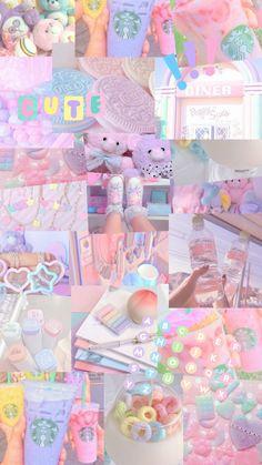 Wallpaper pastel 🧸
