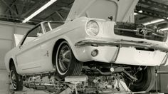 1965 Ford Mustang – First Road Test - Top-Trends Ford Mustang History, Ford Mustang 1964, Ford Shelby, Mustang Cars, Ford Mustangs, 1964 Ford, Vintage Mustang, Classic Mustang, Pony Car