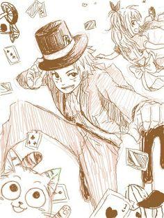 Lucy in wonderland