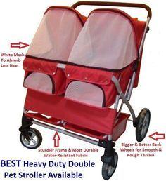 dog strollers on Pinterest | Dog Stroller, Pet Stroller and The Wild