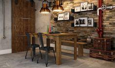 Cinza é uma das cores mais democráticas quando se trata de decoração, por se enquadrar em diversos estilos de ambientes, dos rústicos aos modernos. E uma forma de incluir essa tonalidade tão versátil, que gera tantas possibilidades, é usar pisos de cimento queimado no processo de construção