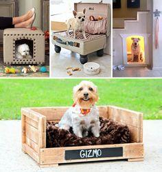 As 34 camas de cachorro mais criativas que existem                                                                                                                                                                                 Mais