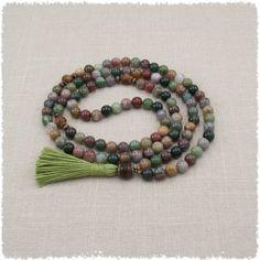 Hey, I found this really awesome Etsy listing at http://www.etsy.com/listing/105749384/fancy-jasper-mala-beads-meditation