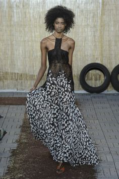 SOPHIE THEALLET 44 of the Prettiest Dresses From New York Fashion Week Spring 2015  - ELLE.com