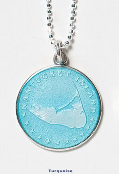 Nantucket Medallion Necklace at Erica Wilson
