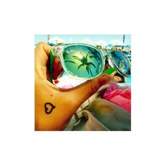 summer icon found on Polyvore