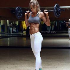 Top Female Fitness Models — Rachel Scheer - Most Popular Fitness Models on...