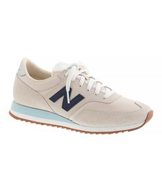 New Balance Lifestyle Sneakers in White