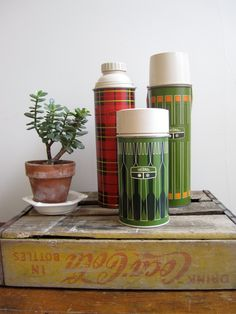 Vintage Thermos Instant Collection