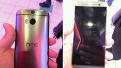 HTC One 2 pictures tease remodelled design