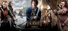 The Hobbit The Desolation of Smaug - Facebook Cover