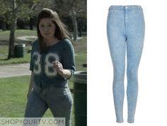 Shameless: Season 5 Episode 5 Debbie's Acid Wash Jeans