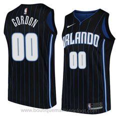 45e6e4fe777e Nike maillot de basket nba noir Aaron Gordon Orlando Magic 2018 Marque  NIKE  Maillot de joueur pour  Aaron Gordon Style pour  Maillot Basket homme pas  cher ...