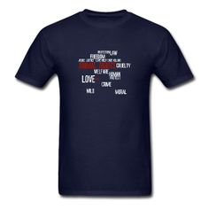 Denver fans know that the rule at Mile High Stadium is to let the opposing QB know when he's missed his receiver. We shout. IN-COM-PLETE! Shirt Shop, T Shirt, Animal Rights, Cloth Bags, Kids Outfits, Shirt Designs, Mens Tops, Broncos, Animals