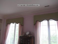 How to Make Fancy Cornice Boards « A Detailed House