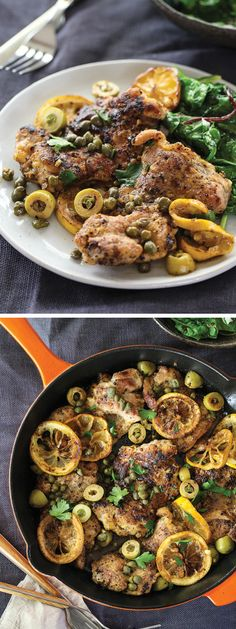 Chops Lombardy Style | Recipe | Boneless Pork Chops, Pork Chops and ...