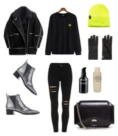 """""""Untitled #90"""" by tyra-breann on Polyvore featuring H&M, Acne Studios, Maison Scotch, Grown Alchemist and Givenchy"""