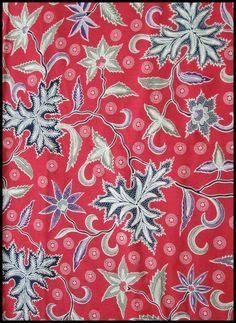 Batik from Indonesia / Textiil