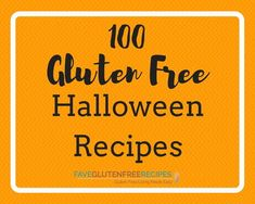 The Ultimate Guide to Halloween: 100 Gluten-Free Halloween Recipes Halloween Desserts, Halloween Candy, Gluten Free Desserts, No Bake Desserts, Gluten Free Living, Homemade Candies, Halloween Season, Perfect Food, Candy Recipes