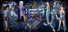 Disney Hogwarts students: Ravenclaw by Willemijn1991.deviantart.com on @deviantART