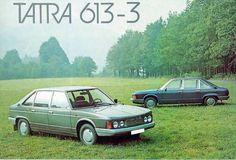 Tatra 613 - brochure