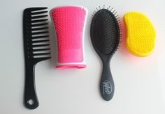 Four Ways to De-Tangle Your Hair Without Breakage