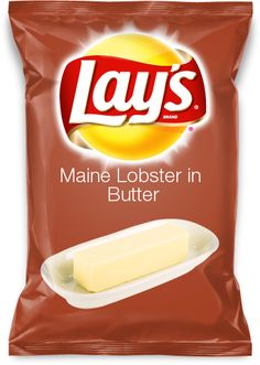 Lobster Flavored Potato Chips