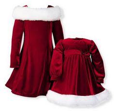 Beautiful Christmas Dress For Kids 2015