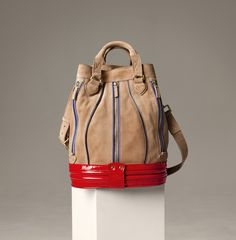 41c406606f Cathy Bag, Lacoste Suede & Brights I saw this when I was shopping in  Germany.